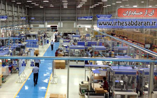 پروژه مالی بررسی کلی یک کارخانه تولیدی (صنعتی)