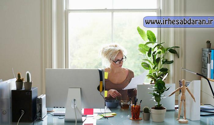 پروژه مالی 76 ثبت حسابداری در فایل ورد