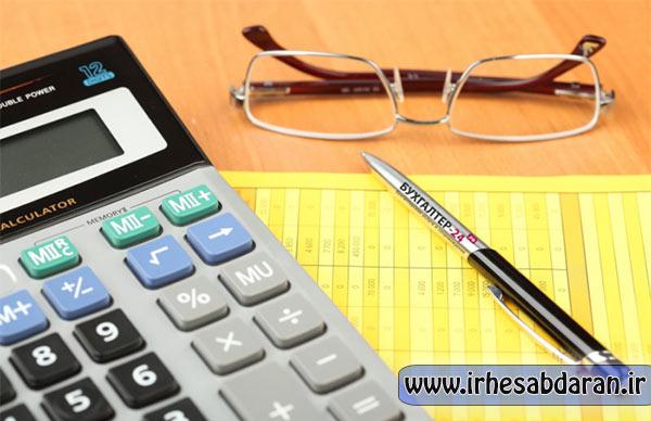 پروژه مالی تمام عملیات حسابداری شرکت بازرگانی + 82 ثبت روزنامه