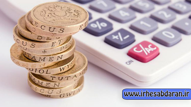 پاورپوینت حسابداری مخارج تامین مالی