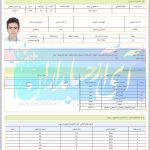 کارنامه های کنکور کارشناسی حسابداری ۹۸