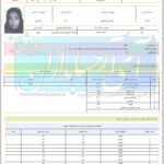 کارنامه کنکور کاردانی به کارشناسی حسابداری 99