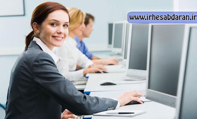 پروژه مالی عملیات حسابداری یک ماه شرکت بازرگانی